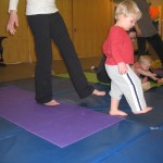 L.E.Shore Library March Break Teeny Yogis Program